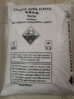 NaOH- Cautic soda Flakes 99% (Xút hạt)