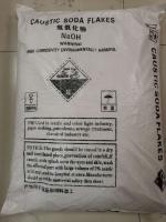 NaOH - Cautic soda Flakes 99% xut vay