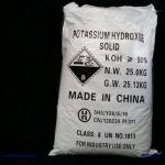 KOH - Potassium hydroxide 90%