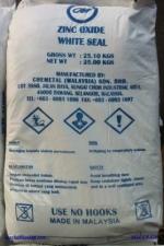 ZnO - - Zinc Oxide 99.8%