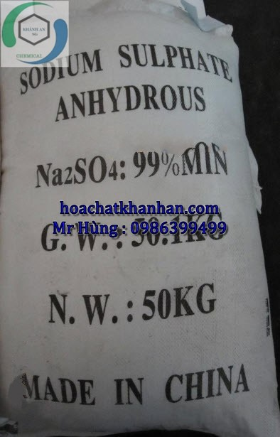 Na2SO4 SODIUM SULPHATE – MUỐI SUPHATE